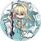 サークル R.P.G. 同人缶バッジ Fate/Grand Order 第3弾 ☆『ネロ・ブライド/illust:ドア』★