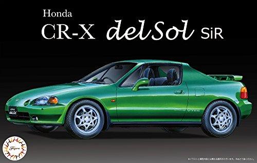 フジミ ID269 1/24 Honda CR-X delsol SiR