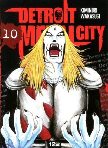 Detroit metal city t.10