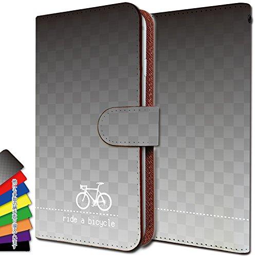 Tommy ケース 手帳型 チャリンコ tomy 手帳 ロードバイク Tommy カバー 自転車 チャリ 鼠白 トミー 手帳型ケース ウイコウ 手帳型ケース ittn自転車チャリ鼠白t0575