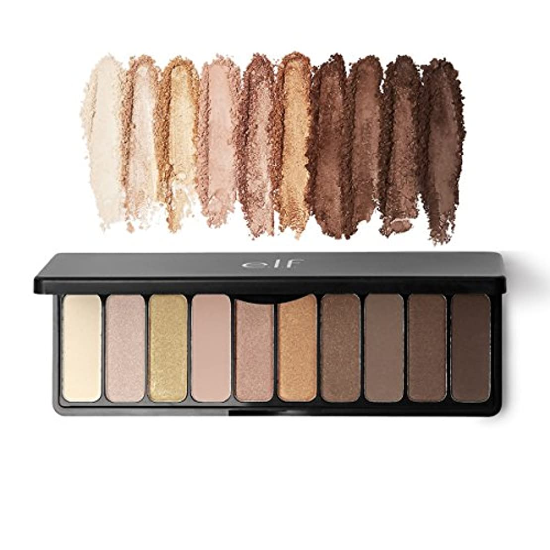激しいしょっぱい船(3 Pack) e.l.f. Need It Nude Eyeshadow Palette(New) (並行輸入品)