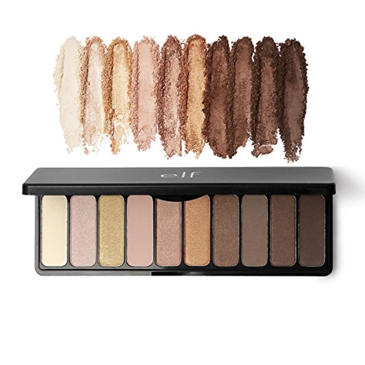 系統的特性仕事に行く(3 Pack) e.l.f. Need It Nude Eyeshadow Palette(New) (並行輸入品)