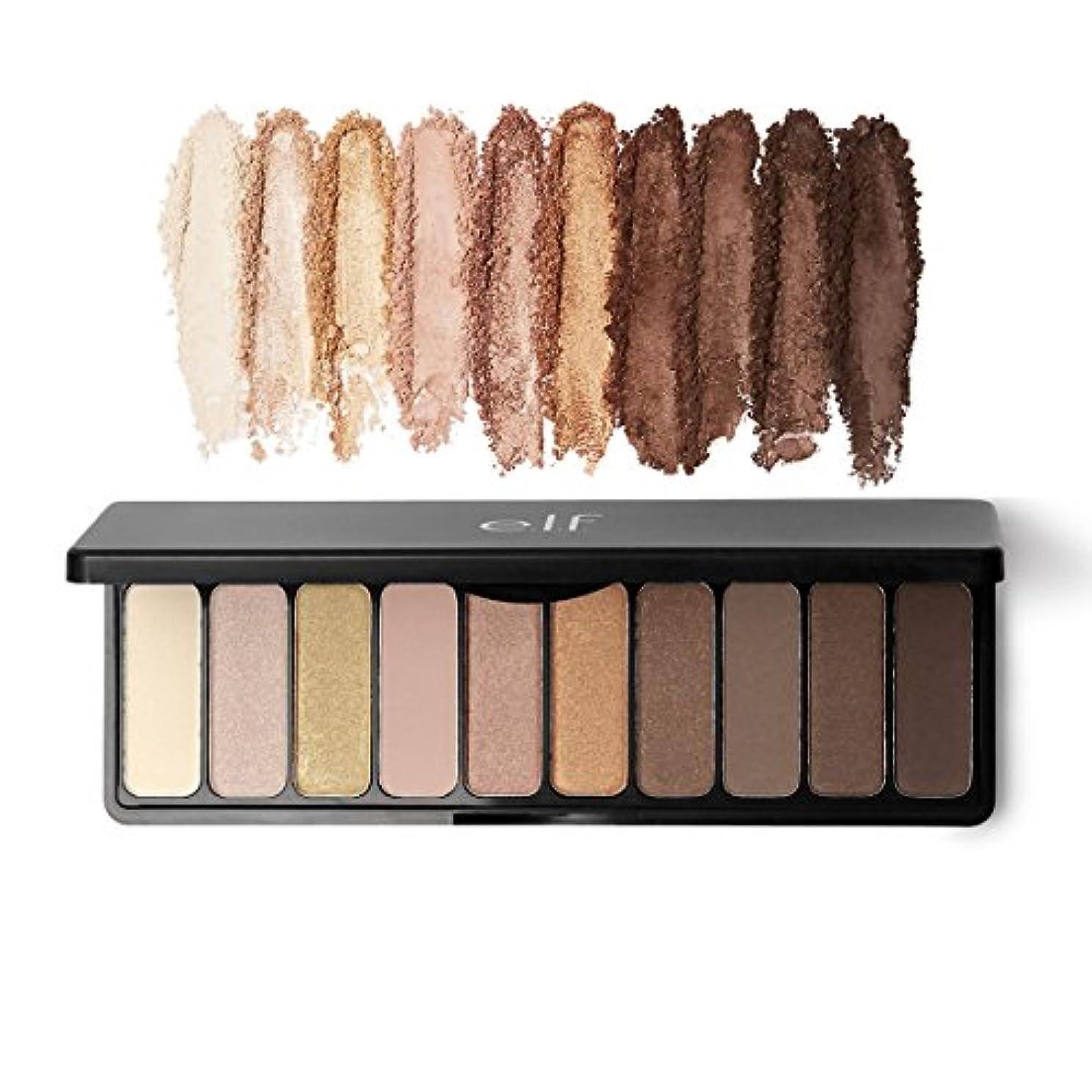 オートつぶすメンタリティ(3 Pack) e.l.f. Need It Nude Eyeshadow Palette(New) (並行輸入品)
