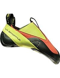 ラスポルティバ スポーツ ハイキング シューズ La Sportiva Maverink Climbing Shoe - Men Flame/Sulp 237 [並行輸入品]