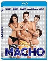 Macho Una Comedia Sin Etiquetas Blu Ray (Solo Espanol / No English Options)