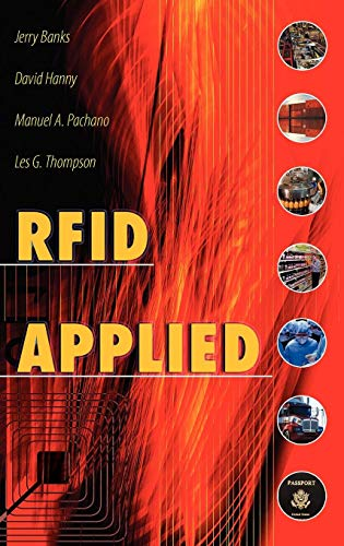 Download RFID Applied 0471793655