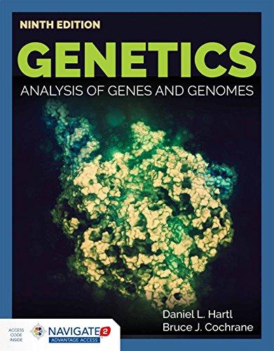 Download Genetics: Analysis of Genes and Genomes 128412293X