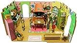 さんけい みにちゅあーとキット スタジオジブリシリーズ 借りぐらしのアリエッティ アリエッティの家 1/48スケール ペーパークラフト MK07-13