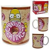 The Simpsons シンプソンズ マグカップ (Donuts)ホーマー