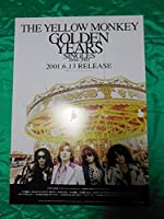 THE YELLOW MONKEY GOLDEN YEARS Singles 1996-2001 B2サイズポスター