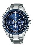 [セイコー ブライツ]SEIKO BRIGHTZ 腕時計 ソーラー 電波 クロノグラフ チタン メンズ SAGA181[国内正規品]