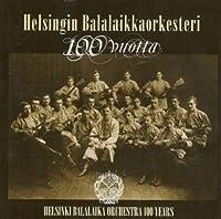Balalaika orchestra of Helsinki 100 years