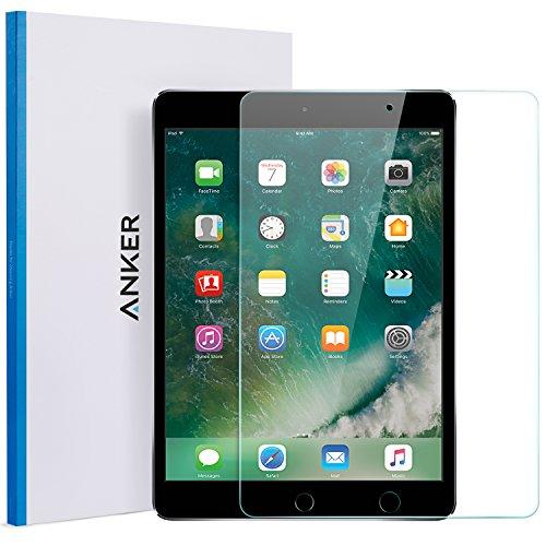 【改善版】Anker GlassGuard iPad Pro 10.5インチ用 強化ガラス液晶保護フィルム