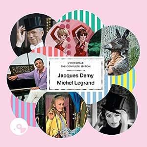 L'integrale Complete Edition Jacques Demy & Michel