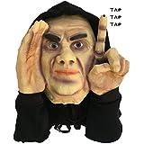 [スキャリーピーパー]Scary Peepers Halloween Decoration Scary Peeper Tapping Peeper The TruetoLife Motion Activated [並行輸入品]