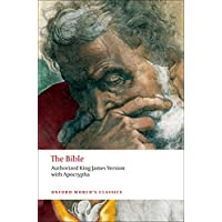 The Bible: Authorized King James Version (Oxford World's Classics)