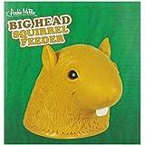 Accoutrements Big Head Squirrel Feeder [並行輸入品]