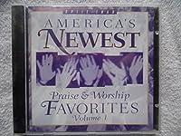 America's 25 Series - America's Newest Praise & Worship Favorites Vol, 1 ( Split Trax ) (1 CD)