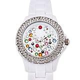 [カプリウォッチ]CAPRI WATCH 腕時計 JellyColors Collection Art. 4934 ペアウォッチ [並行輸入品]