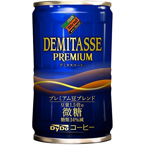 ダイドーブレンド デミタス微糖 150g×30本