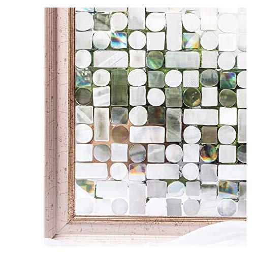 CottonColors 3D窓用フィルム 目隠しシート 何...