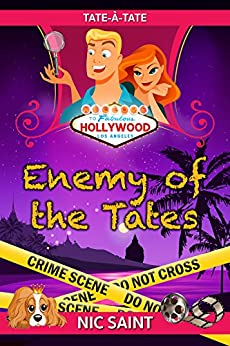 Enemy of the Tates (Tate-à-Tate Book 1) by [Saint, Nic]