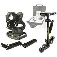 Glide Gear DNA 6001ベストと腕&カメラスタビライザー安定化システムW/Carryケース