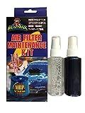 Run・Max【 ラン・マックス 】エアーフィルター・メンテナンスKIT ( クリーナー&湿式OIL ) ブルー R6002B