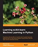 Learning scikit-learn: Machine Learning in Python