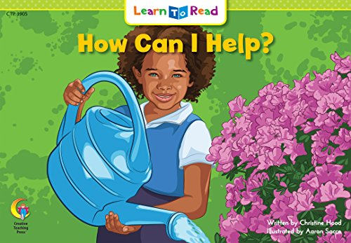 How Can I Help? (Learn to Read-Read to Learn - Beginning Leveled Readers)の詳細を見る