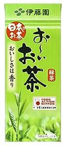 伊藤園 おーいお茶 緑茶 (紙パック) 250ml×24本