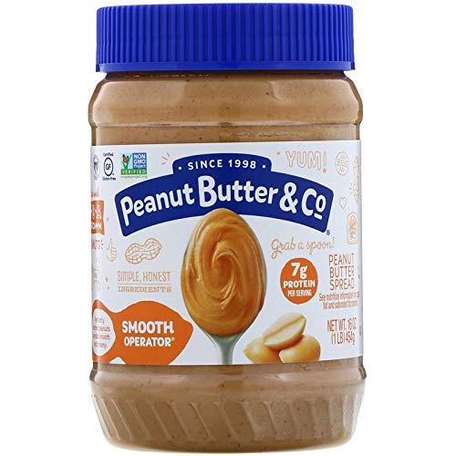 Peanut Butter & Co. - ピーナッツバター (ピーナッツバター&カンパニー) (Smooth Operator) [並行輸入品]