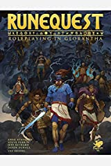 RuneQuest: Roleplaying in Glorantha Hardcover