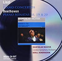 Liszt: The Piano Concertos, Beethoven: Piano Sonatas 10, 19, & 20 by London Symphony Orch. (2001-05-08)