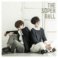 The Super Ball「秘密」の歌詞を収録したCDジャケット画像