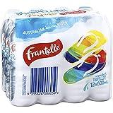 Frantelle Spring Water, 12 x 600ml
