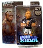 Round 5 UFC Ultimate Collector Series 3 LIMITED EDITION Action Figure Wanderlei The Axe Murderer Silva by Round 5 [並行輸入品]