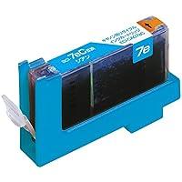 エコリカ キャノン(Canon)対応 リサイクル インクカートリッジ シアン BCI-7EC (目印:キャノン7e) ECI-CA07EC