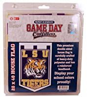 NCAA Louisiana State Fightin Tigersフラグバナー