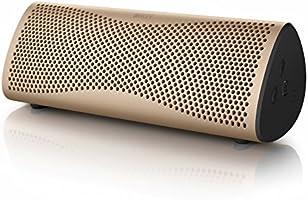 """KEF Bluetooth Speaker (MUO 2"""" BT SPEAKER GOLD)"""