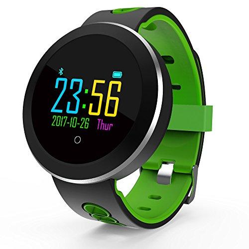 DAIAD カラフルスクリーン 腕時計型 最新版 多機能 ス...