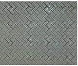 ポポンデッタ ポポプロ ジオラマコレクション 「memory's」 Nゲージ 壁・塀 石積斜め模様 グレー MS-006 ジオラマ用品