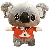 コアラ ぬいぐるみ おもちゃ アニマル 動物園 プレゼント ギフト 子供 人気 可愛い 癒し系 誕生日 グレー 55cm