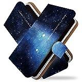 [KEIO ブランド 正規品] BREEZ X5 ケース 手帳型 夜空 X5 手帳型ケース スカイ BREEZ カバー X5 空 天の川 コヴィア ケース ブリーズ 星 ittn空天の川t0466