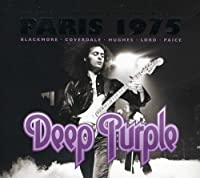 Live In Paris 1975 by Deep Purple