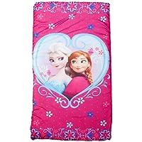 アナと雪の女王 インドアスリーピングバッグ(寝袋)10057【FROZEN 室内用 おもちゃ キャラクター 子供用 女の子 グッズ】