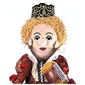 エリザベス女王 Queen Elizabeth 人形 ぬいぐるみ