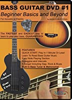 Bass Guitar Dvd #1: Beginner Bassics & Beyond