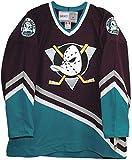 ヴィンテージMighty Ducks of Anaheim 1997–2003パープルHockey Jersey