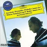 Stravinsky, Prokofiev, Webern, etc / Maurizio Pollini 画像